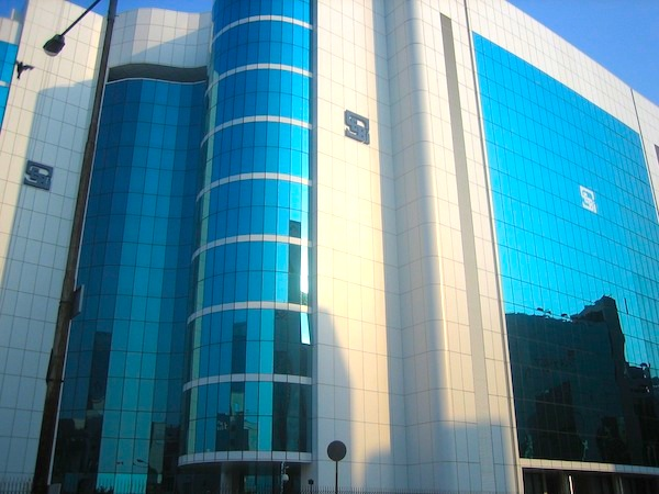 SEBI Bhavan, Head Office of Securities and Exchange Board of India in Mumbai
