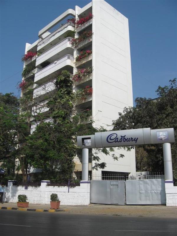 Cadbury House mumbai