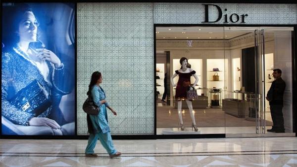 retail india luxury