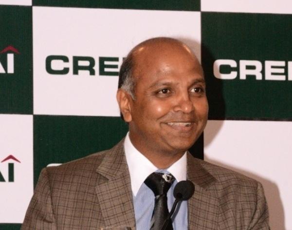 Lalit Kumar Jain, National President CREDAI