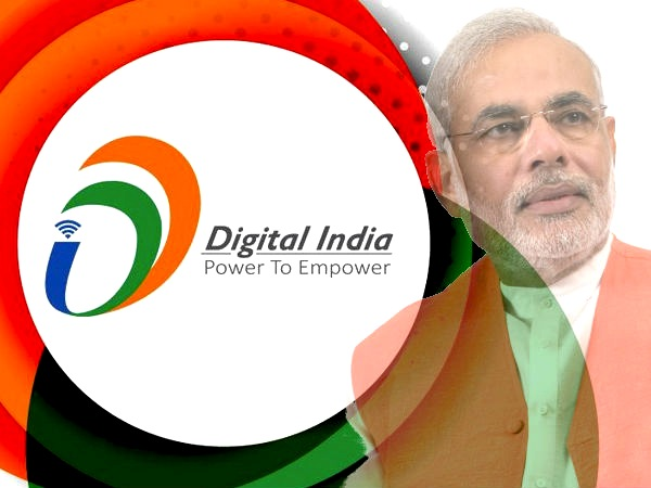 modis digital india