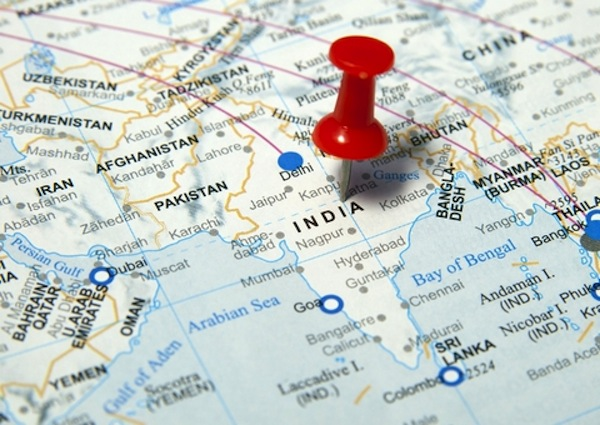 Goodwill coordinators wall street bets big on indian real estate india map ccuart Gallery