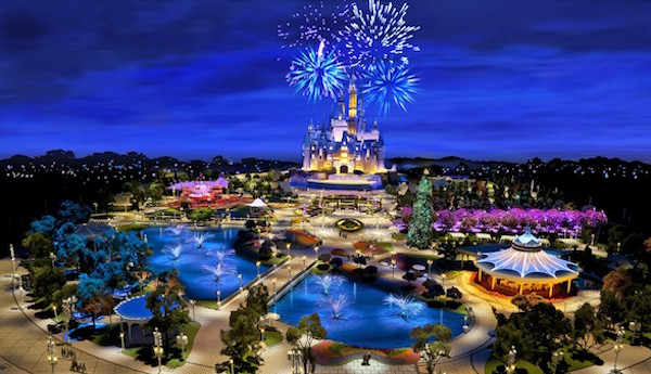 disney theme park hyderabad